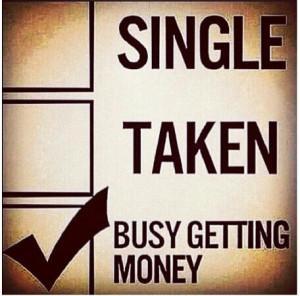 Hustle Money Quotes Get money. via marie c_r