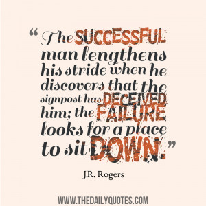 Successful Men Quotes