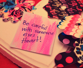 Quotes about Being_Careful