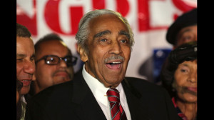 Rep Charles Rangel New York