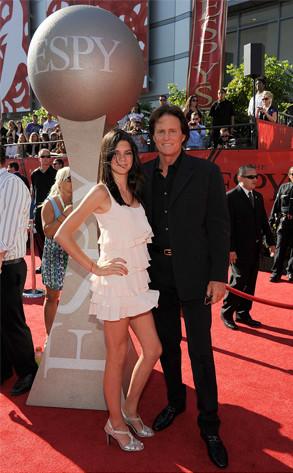 Kendall Jenner, Bruce Jenner