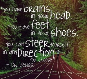 Dr Seuss Picture Inspirational Quote