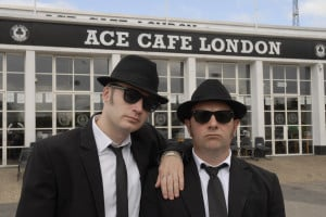... New Blues and Soul Revue' performing as Chevrolet's 'Cruze Brothers