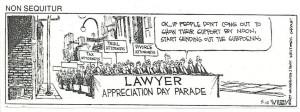 Lawyer Appreciation Parade ...