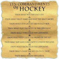 Tyson Nash's Photo on Lockerz. Funny Hockey quote. More