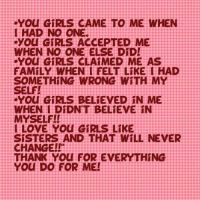 bestfriends #love #sisters #family