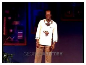 George Ayittey Pictures