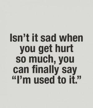 hurt #feelings