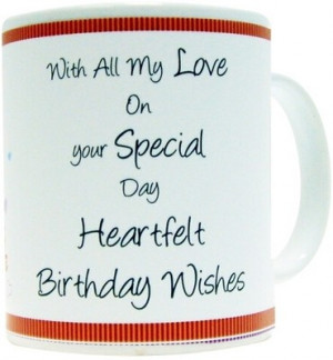 Everyday Gifts Farewell Gift for Farewell Wishes Mug (Multicolor, Pack ...