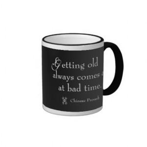 Funny milestone Birthday quote Coffee Mug