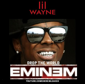 Lil Wayne Quote Drop The World Random Quotes