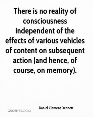 Daniel Clement Dennett Quotes