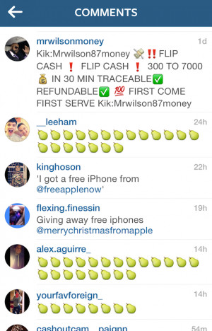 Rick Ross' Instagram Comments Are Filled with Pear Emojis