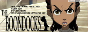 The Boondocks (with theme) Profile Facebook Covers