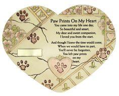 Pet Memorial Sayings Quotes | 24 99 at sympathy gifts sympathy cards ...