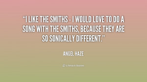 The Smiths Quotes Preview quote. copy the link