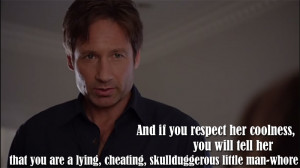 Home Quotes The Best Hank Moody Quotes