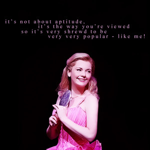 Wicked Glinda Quotes http://www.tumblr.com/tagged/dianne%20pilkington