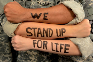 Army officer shares lessons after friend's suicide