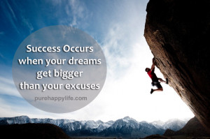Quotes About Success and Dreams