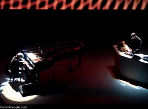 Alva Noto Ryuichi Sakamoto Teatro Morlacchi