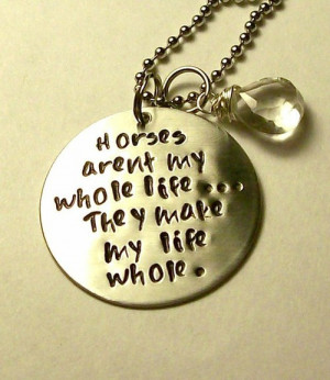 Riding Horse Quotes Sayings