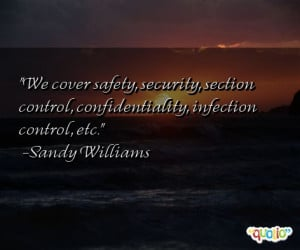 Famous Quotes About Safety