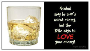 Funny Drinking Love Quotes