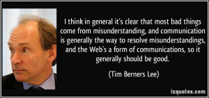 More Tim Berners Lee Quotes
