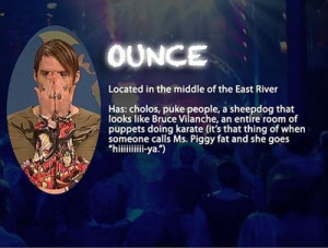 Saturday Night Live: Stefon's Club Guide #SNL