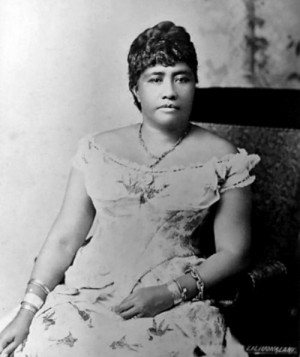 Queen Liliuokalani, the first and last queen of Hawaii, was an ...