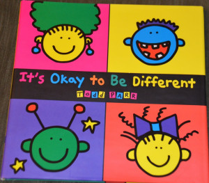 Day 38 - It's OK to be Different