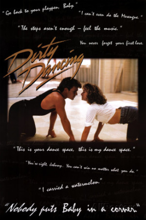 ... patrick swayze in dirty dancing celebrate 100 years since patrick