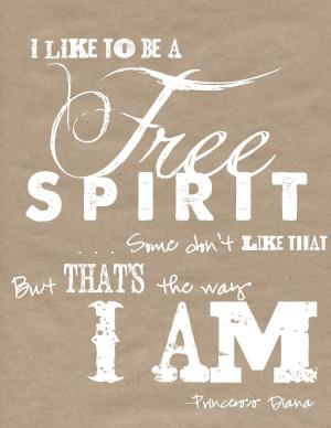 Amazing Free Spirit Quotes For Good