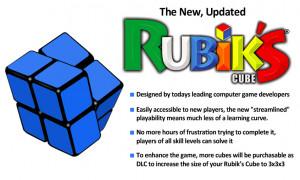 Thread: New Rubik's Cube design unveiled