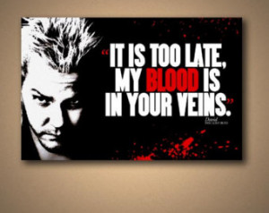 The LOST BOYS - DAVID Quote Movie P oster ...