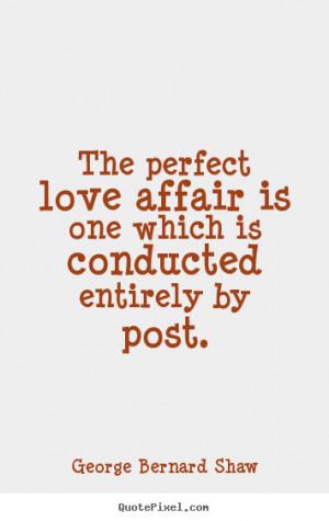 Love Affair Quotes