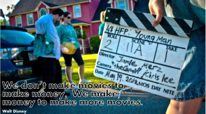 Inspirational Quotes About Filmmaking