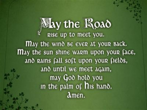 We hope you will enjoy these Irish blessings . We've chosen 15 of our ...