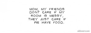 Messy Room Funny Quotes Facebook Timeline Cover Picture Funny Quotes