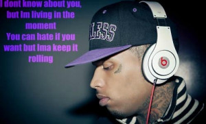 Hip Hop Inspirational Quotes Sayings ~ Rapper kid ink hip hop quotes ...