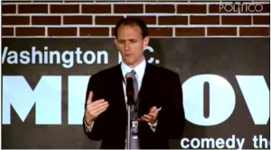 Video: Austan Goolsbee The Comedian: Funny Or Not So Funny?