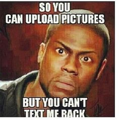 Kevin Hart Facebook Picture Quotes Kevin hart #crazyfunny