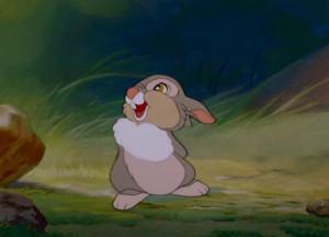 Bambi Thumper Thumper: still a massive