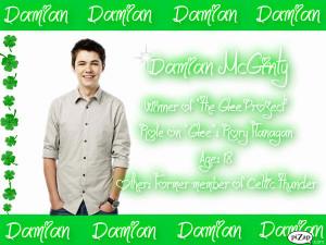Glee Damian McGinty