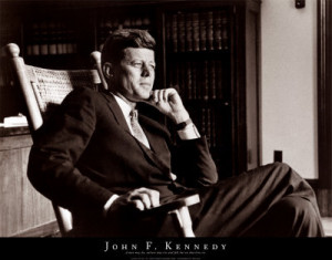 highlight some John F Kennedy facts, including a timeline, quotations ...