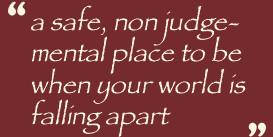 Non-Judgemental
