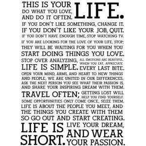 Quotable Quotes :: Life