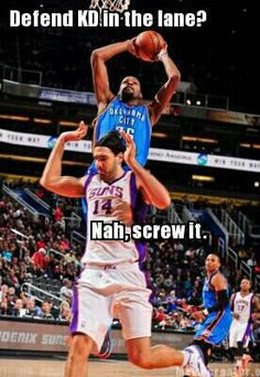 Funny Thunder Basketball Pictures With Captions Kevin