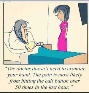 Funny Nurse Quotes